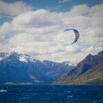 Kite Surfing Lake Hawea