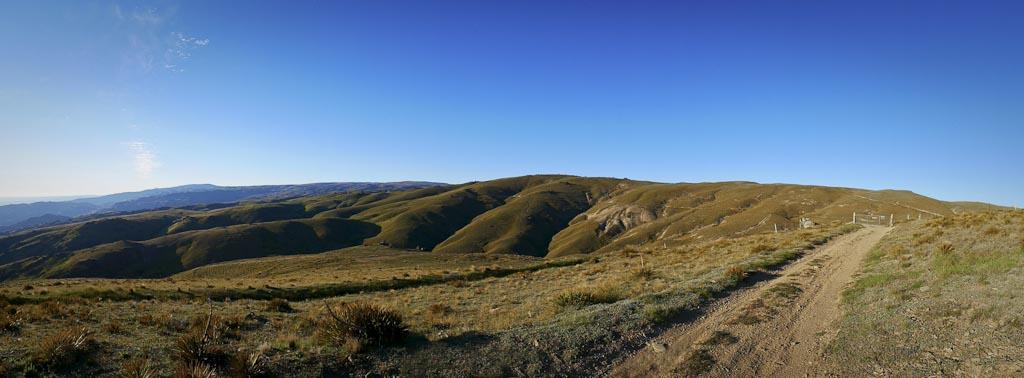 The Carrick Range, Central Otago