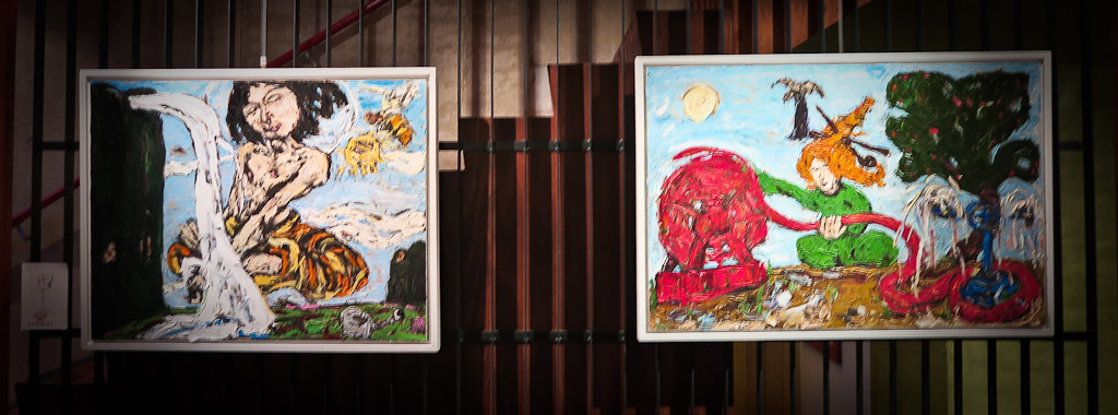 Rippon - Eion Shanks Exhibition