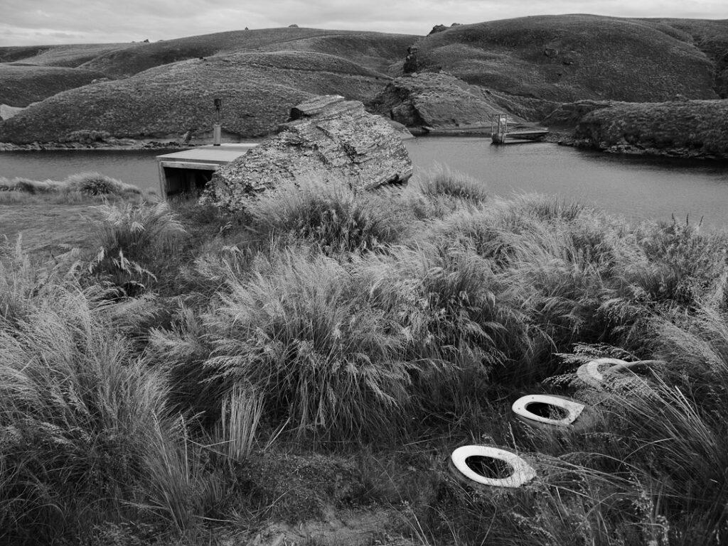 Toilets, Rock and Pillar Range, Central Otago NZ